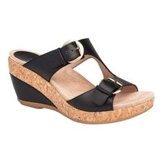386e1d64c0983 28 Best Wedge shoes comfortable images | Comfortable shoes, Comfy ...