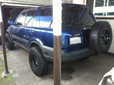 Re: *Official H/T OFFROAD/LIFTED CR-V thread!*