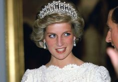 Kate Middleton just wore Princess Diana's iconic tiara. See the looks here: