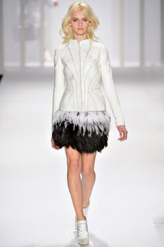 """New York Fashion Week: Fall 2012 RTW """"J. Mendel""""   I Should Have Been A Blogger"""