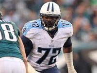 """The Titans waived/injured offensive tackle Michael Oher on Thursday. Where will the inspiration for """"The Blind Side"""" turn up next?"""