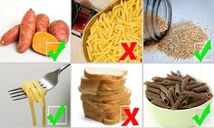 Six clever tricks that let you carbs WITHOUT sabotaging your diet