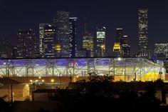 BBVA Compass Stadium - new home of the Houston Dynamo