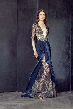 Sfilata Alexis Mabille Parigi - Alta Moda Autunno-Inverno 2015-16 - Vogue