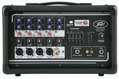 Peavey PV5300 5-Channel Powered Mixer by Peavey. $181.69. The Peavey PV 5300 powered mixer features four simultaneous combination XLR and 1/4'' inputs using high-quality, low-noise Peavey Silencer mic preamps, and 200 watts of peak power for crystal-clear audio reproduction. The five-band master graphic EQ includes the Peavey FLS Feedback Locating System, which makes feedback elimination simple, intuitive and accurate. Built-in, footswitchable reverb complements this fea...