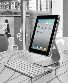 Support Crystal Stand pour Apple iPad 2