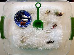 Joyfully Weary: Preschool Syllabus: Winter