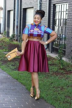 bow african fashion - Google-Suche
