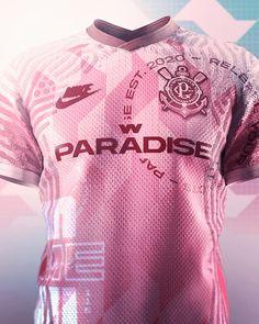 Football Kits, Football Jerseys, Sports Jersey Design, Football Fashion, Work Shirts, Bmx, Behance, Random, Mens Tops
