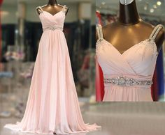 Cheap prom dresses pink prom dresses long prom by sposadress, $159.00