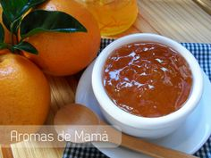 MERMELADA DE NARANJA INGLESA ~ Aromas de Mamá | Recetas de Cocina | aromasdemama.com
