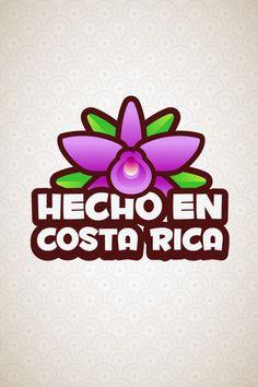 Hecho en Costa Rica by Rene Fatjo, via Behance