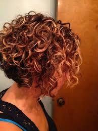 Resultado de imagen de cortes de pelo rizado