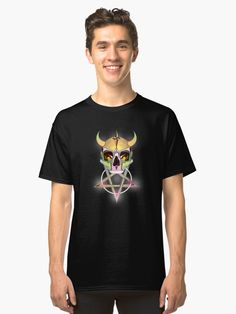 SKULLBRIGHT 1 Classic T-Shirt