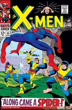 Uncanny X-Men (1963) #35