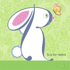 The Letter R is for Rabbit