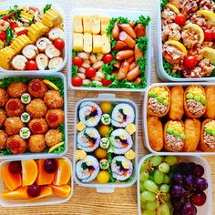 Pin by Jane Mac Millan on Lunch Adult Lunch Box, Cute Bento Boxes, Kawaii Bento, Food Containers, Japanese Food, Holiday Recipes, Meal Planning, Meal Prep, Good Food