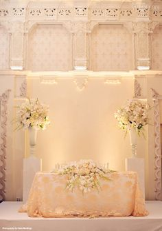 Floral Design: The Flower Factory | Photography: Vasia Weddings