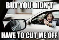 Gotye driving