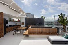 Piscina en terraza, ojo con el desbordamiento