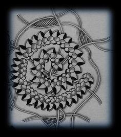 Zentangle Challenge # 147