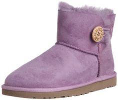 UGG Australia Womens Mini Bailey Button Boot Lavender Mist Size 6 UGG,http://www.amazon.com/dp/B00FFU6EFU/ref=cm_sw_r_pi_dp_OQzztb114NQP8558 | Pinterest ...