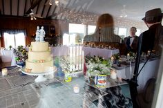 Real Wedding: Pamet Harbor Yacht Club, Truro MA