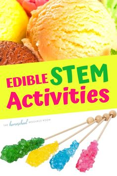 15 FUN Summer STEM Activities! – The Homeschool Resource Room