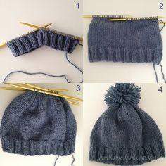 Gestrickte Booties, Knitted Booties, Crochet Baby Booties, Knitted Hats, Crochet Hats, Knit Crochet, Crochet Mittens Pattern, Free Crochet, Knitting Patterns