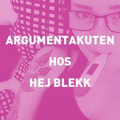 Behöver du ett argument snabbt? Kolla hit!