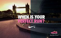 when is your perfect run? 5am - 30 degrees - uphills... LOVE IT!!