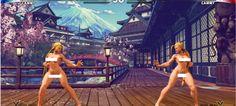Cammy de Street Fighter V desnuda