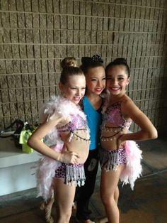 Sophia Lucia And Autumn Miller   TINY LITTLE DANCER - autumnmillerlove: Autumn Miller, Sophia Lucia...
