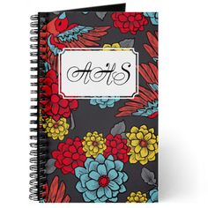Example only - although this one is lovely - Pretty Notebooks - spiral is good
