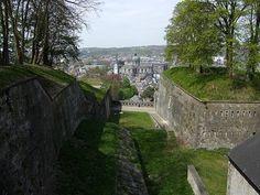 The Citadel of Namur, #Belgium #Citadel #beautifulplaces