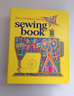The Complete Family Sewing Book in Excellent Condition by KimBuilt, $11.00