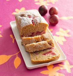Plumcake integrale alle prugne - Cucina Naturale