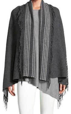 "NWT Eileen FISHER PROJECT /""Tarnished/"" Ballet Neck Sweater Charcoal Large $298"