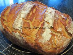 Fein Würziges Kartoffelbrot « kochen & backen leicht gemacht mit Schritt für Schritt Bilder von & mit Slava