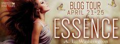 Shayna Varadeaux Books & Reviews: BLOG TOUR - Essence by A.L. Waddington
