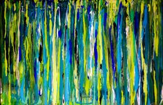 Acrylic drip painting Different Types Of Painting, Drip Painting, Textile Prints, Acrylics, Baltimore, Uni, Easy Crafts, Art Projects, Abstract Art