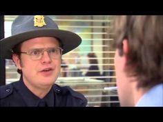 The Office - Jim Vs. Dwight 2