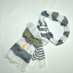 www.marinamilitare-sportswear.com Sciarpa Marina Militare Sportsewar #accessories #ss2014 #scarf #fashion #repin