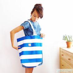 torby na ramię - damskie-marynarska torba na ramię The ADVENTURE Begins