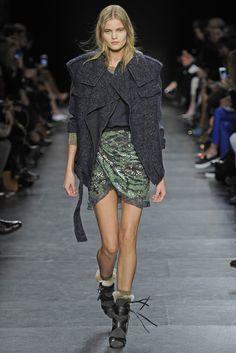 Isabel Marant RTW Fall 2014 - Slideshow - Runway, Fashion Week, Fashion Shows, Reviews and Fashion Images - WWD.com