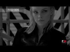Jessica Stam for KOCCA Adv Campaign Backstage Spring 2015 by Fashion Channel - YouTube