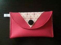 Mini Geldbeutel von Sewing Love auf DaWanda.com