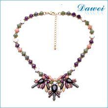 Necklace for September, Necklace for September direct from Yiwu Dawei Jewelry Factory in China (Mainland)