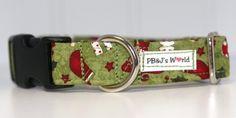 PBJ World Custom Collar...Home for the Holidays by PBJWorld, $15.99