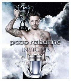 Invictus Paco Rabanne cologne - a new fragrance for men 2013